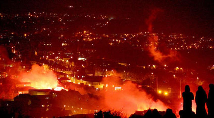 burning.town