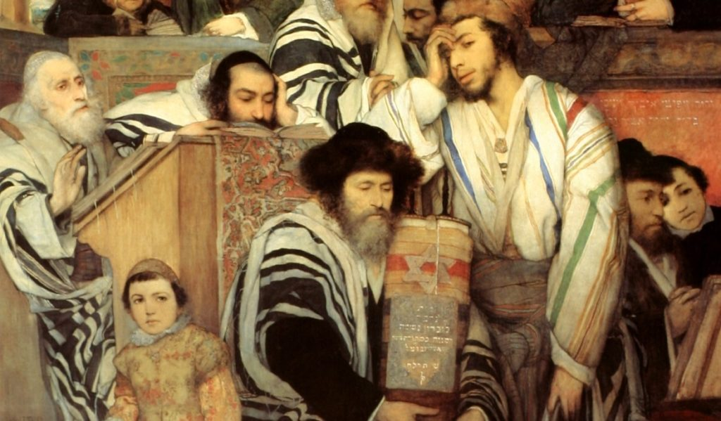 Gottlieb.Jews_Praying_in_the_Synagogue_on_Yom_Kippur1-1