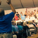 Thousands Stretch NC Revival into 8th Week