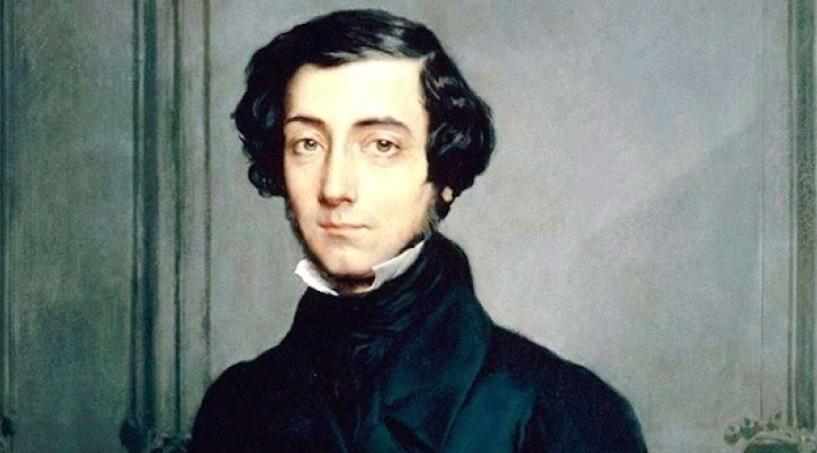 Alexis de Tocqueville 1805 –1859
