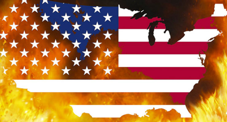 America is a Divided Nation