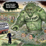 "A Vision of The ""Swamp Being Drained"""